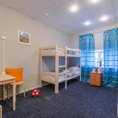 Хостел 338 Кровать в общем номере с двухъярусной кроватью фото 5
