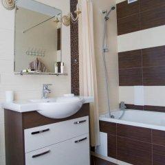 Гостиница Апартамены Александрина Улучшенные апартаменты разные типы кроватей фото 7