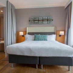 Отель Sopot Marriott Resort & Spa 4* Улучшенный номер с различными типами кроватей фото 4