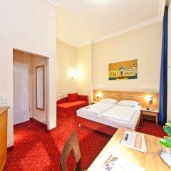 Novum Hotel Gates Berlin Charlottenburg 3* Стандартный номер с двуспальной кроватью фото 4