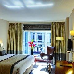 Leonardo Royal Hotel London St Paul's 5* Представительский номер с различными типами кроватей