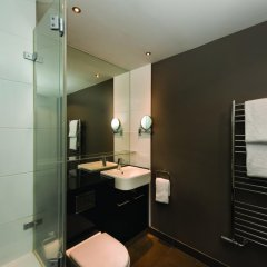 Adina Apartment Hotel Frankfurt Neue Oper 4* Студия с различными типами кроватей фото 4
