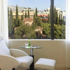 Athens Avenue Hotel 4* Представительский люкс с различными типами кроватей фото 3