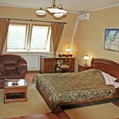 Гостиница Меркурий 4* Люкс двуспальная кровать фото 2