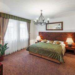 Hotel Residence Agnes 4* Стандартный номер с различными типами кроватей фото 3