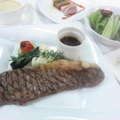 Myogi Green Hotel Томиока питание