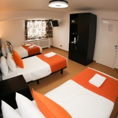 Отель Heathrow Inn Лондон комната для гостей фото 4