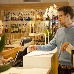 Spar Hotel Gårda гостиничный бар