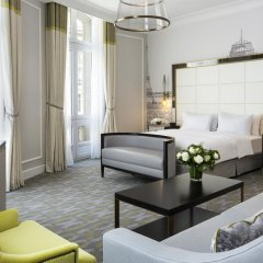 Отель Hilton Paris Opera 4* Улучшенный номер разные типы кроватей фото 2