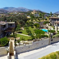 Отель Asion Lithos Улучшенные апартаменты с различными типами кроватей фото 6