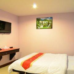 Отель Bangkok Residence Бангкок комната для гостей фото 3