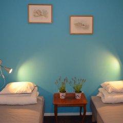 Отель Interhostel 2* Стандартный номер с 2 отдельными кроватями (общая ванная комната) фото 4
