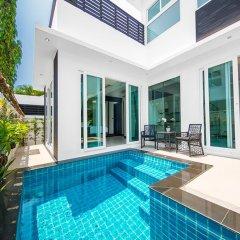 Отель Villas In Pattaya 5* Стандартный номер с 2 отдельными кроватями фото 7