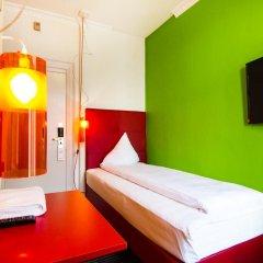 Отель Annex Copenhagen 2* Стандартный номер с различными типами кроватей (общая ванная комната) фото 6