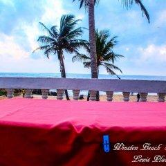 Отель Winston Beach Guest House Шри-Ланка, Негомбо - отзывы, цены и фото номеров - забронировать отель Winston Beach Guest House онлайн пляж фото 2