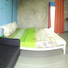 Отель Preawwaan Seaview Ko Laan Номер категории Эконом с различными типами кроватей фото 16