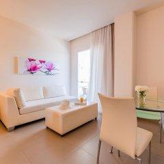 Отель Afandou Bay Resort Suites 5* Люкс с различными типами кроватей фото 7