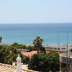 Отель Albufeira Mar Vilas Португалия, Албуфейра - отзывы, цены и фото номеров - забронировать отель Albufeira Mar Vilas онлайн пляж фото 2