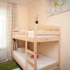 Europa Hostel Кровать в женском общем номере с двухъярусной кроватью фото 5