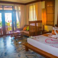 Отель Railay Bay Resort and Spa 4* Коттедж Делюкс с различными типами кроватей фото 10