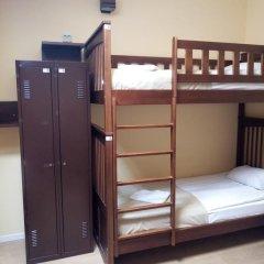 Gar'is hostel Lviv Стандартный семейный номер с двуспальной кроватью фото 4