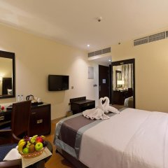Отель Smana Al Raffa Дубай комната для гостей фото 2