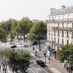 Hotel de l'Exposition Republique балкон