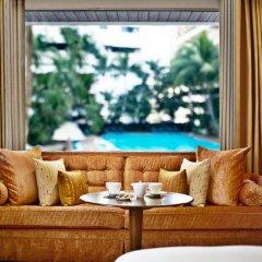 Отель Anantara Siam Bangkok 5* Улучшенный номер с разными типами кроватей фото 7