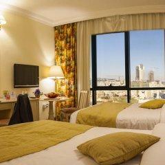 Amman West Hotel 4* Стандартный номер с двуспальной кроватью фото 4
