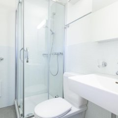 Апартаменты Apartments Swiss Star Ämtlerstrasse Цюрих ванная