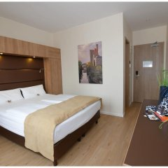 Отель Motel Plus Berlin 3* Номер Комфорт с различными типами кроватей фото 5