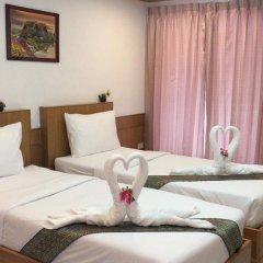 Отель Chaisiri Park View Стандартный номер с 2 отдельными кроватями фото 2
