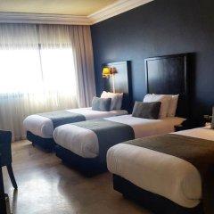 Отель Diwan Casablanca 4* Стандартный номер с различными типами кроватей фото 2