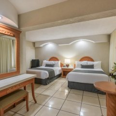 Hotel Malibu 4* Стандартный номер с 2 отдельными кроватями фото 3
