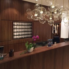 Hotel Antares интерьер отеля