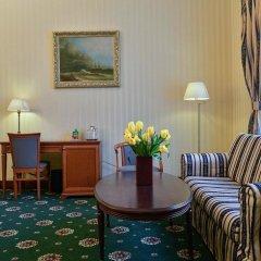 Гостиница Айвазовский Люкс с различными типами кроватей