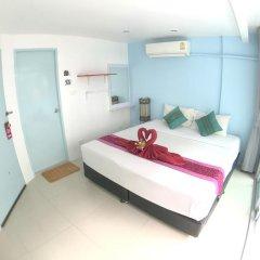 Отель The Room Patong 2* Номер Делюкс с различными типами кроватей фото 8