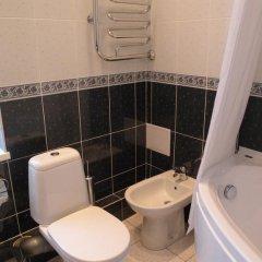 Гостиница Центральная ванная фото 4