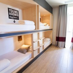 Отель Toc Hostel Madrid Испания, Мадрид - 3 отзыва об отеле, цены и фото номеров - забронировать отель Toc Hostel Madrid онлайн комната для гостей фото 4