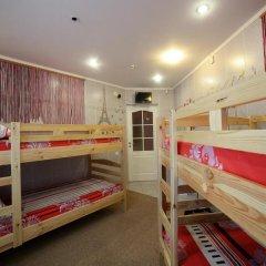 VIVA hostel Кровать в общем номере двухъярусные кровати фото 5