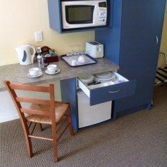 Отель elliotts kapiti coast motor lodge 3* Студия с различными типами кроватей фото 5