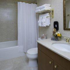 Отель The Manhattan Club США, Нью-Йорк - отзывы, цены и фото номеров - забронировать отель The Manhattan Club онлайн ванная