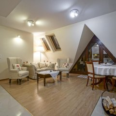 Отель Szymoszkowa Residence Resort & SPA Косцелиско питание