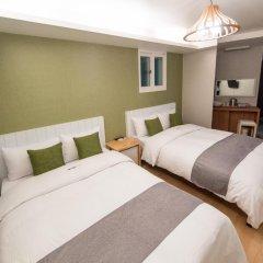 Hotel QB Seoul Dongdaemun 2* Номер категории Эконом с различными типами кроватей