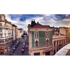 Отель Hostel Yolostel Сербия, Белград - отзывы, цены и фото номеров - забронировать отель Hostel Yolostel онлайн балкон