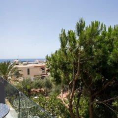 Flora Maria Hotel пляж