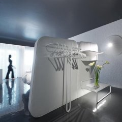 Hotel Ripa Roma 4* Стандартный номер с различными типами кроватей фото 7