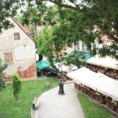 Отель Rooms Zagreb 17 4* Улучшенный номер с различными типами кроватей фото 7