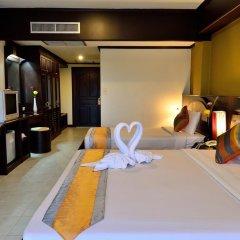 Samui First House Hotel 3* Номер Делюкс с различными типами кроватей фото 15