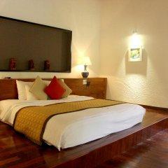 Отель Pilgrimage Village Hue 4* Улучшенный номер с различными типами кроватей фото 2